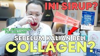 Download lagu HALAL? Review Minuman BERKOLAGEN: BYOOTE, Frozen Collagen, dsb..   dr. Richard Lee, MARS