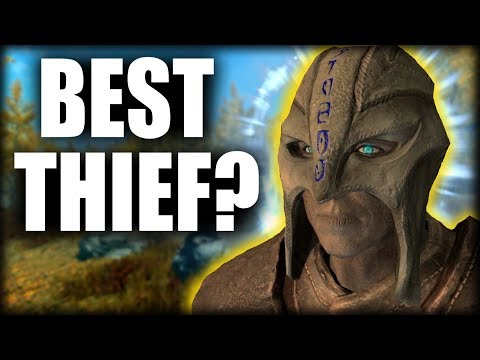 The Best Thief in Tamriel? – The Gray Fox Explained – Elder Scrolls Lore