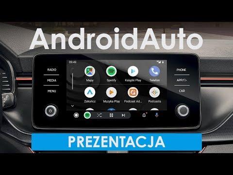 Nowe Android Auto