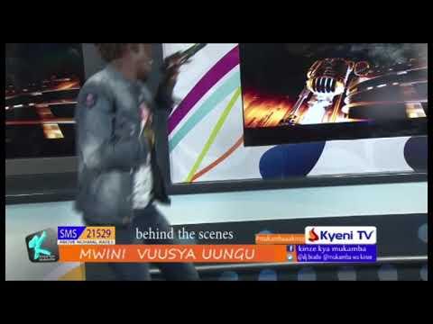 Vuusya Uungu performing Tina latest by ndalani