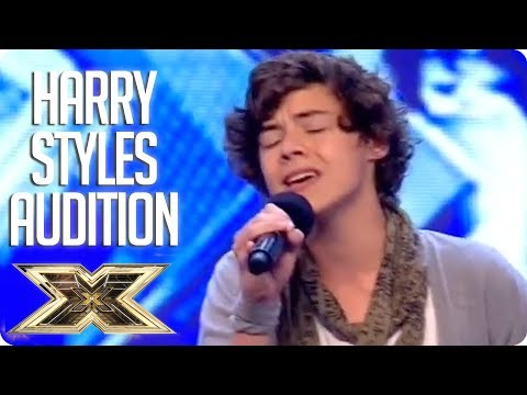 Harry Styles WOWS the Judges! | The X Factor UK Unforgettable Audition