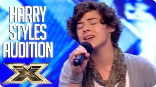 Eight years ago, Harry Styles auditioned as a solo act on The X Fac...