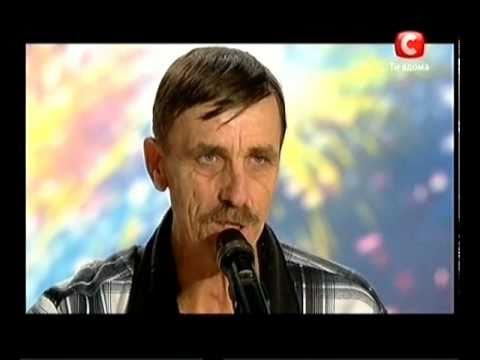 «Україна має талант-3» Одесса - Крымчанин (пение)