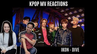 Download IKON - DIVE MV REACTION [THIS SOUNDS SOOOO FAMILIAR!!!] Mp3 and Videos