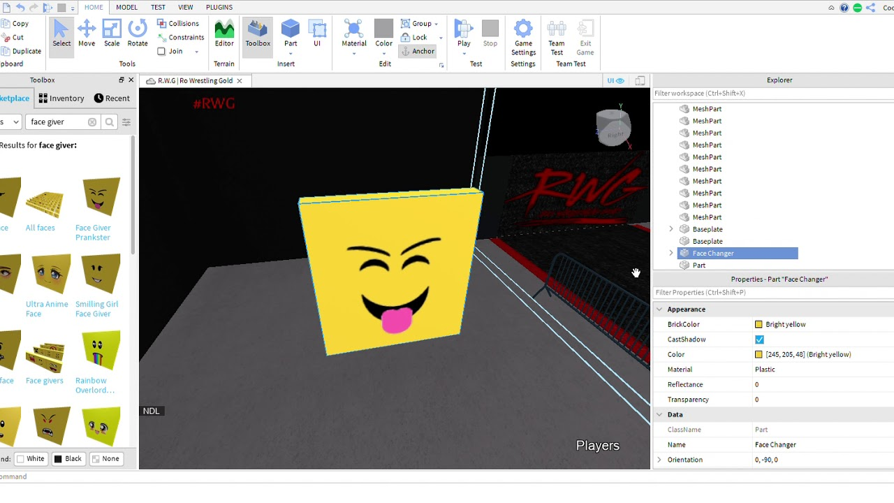 Tutorial How To Make Your Own Face On Roblox Youtube