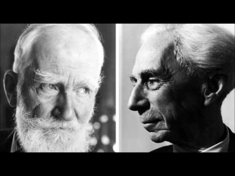 Bertrand Russell on Bernard Shaw - 1