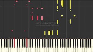 [Funguypiano Ver.] VERIVERY「My Beauty (Extraordinary You OST2)」 | Hard Piano Sheet Tutorial