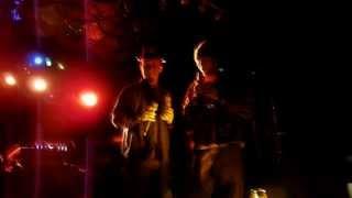 Erik Vanginkle & Bob singing Zac Brown Band