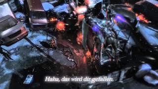 Batman: Arkham Origins - Gamescom Trailer [German]