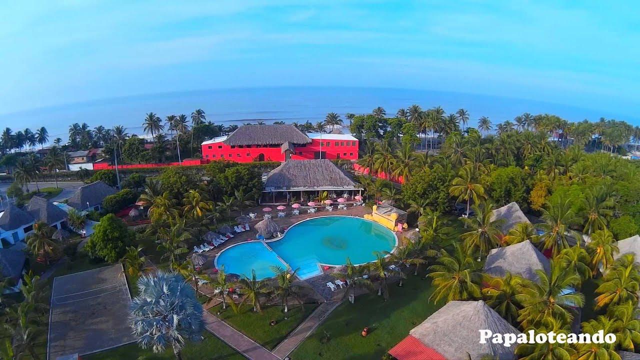 Las hojas resort drone de papaloteando el salvador - Hotel las gaunas en logrono ...