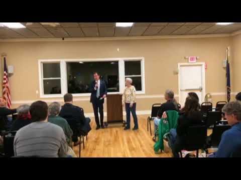 Rep. Tom Suozzi, D-NY Suggests Using Second Amendment Against President Trump