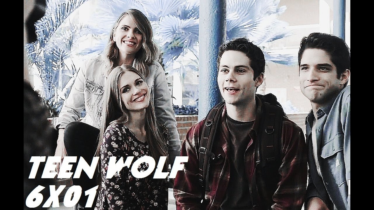 unsteady people. teen wolf l 6x01-02 unsteady people