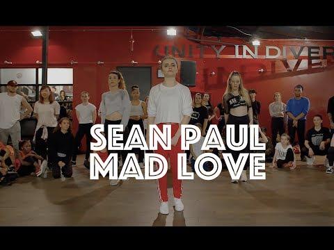 Sean Paul, David Guetta - Mad Love Ft. Becky G | Hamilton Evans Choreography