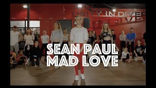 Sean Paul, David Guetta - Mad Love ft. Becky G | Hamilton Evans Choreography Video