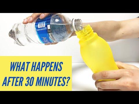 AQUAFINA Bottled Water - Mineral Maker Makes Alkaline Mineral Water & Increase Magnesium Minerals