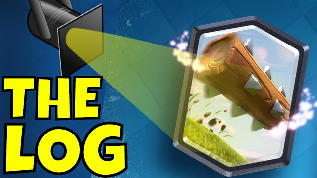 Clash royale quot the log second spotlight strategy for