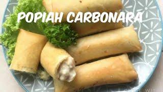 Popiah Carbonara Cheese