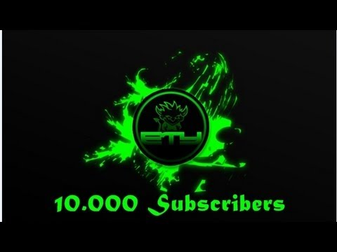 eTy - FREE 10.000 Subscribers Mix   Dirty Dubstep   Drumstep   TRAP   Glitch Hop   Electro   Moombah