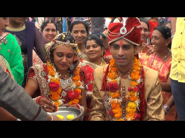 Jigar & Ankita Marriage Part -4