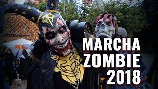 Marcha Zombie 2018: ¿Qué harían en caso de un apocalipsis zombie?