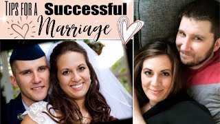 Hey guys!! Today I am sharing some tips for a successful marriage, ...