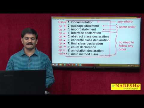 Java Source File Interview Questions Part 1 | Core Java Tutorial | Mr. Hari Krishna