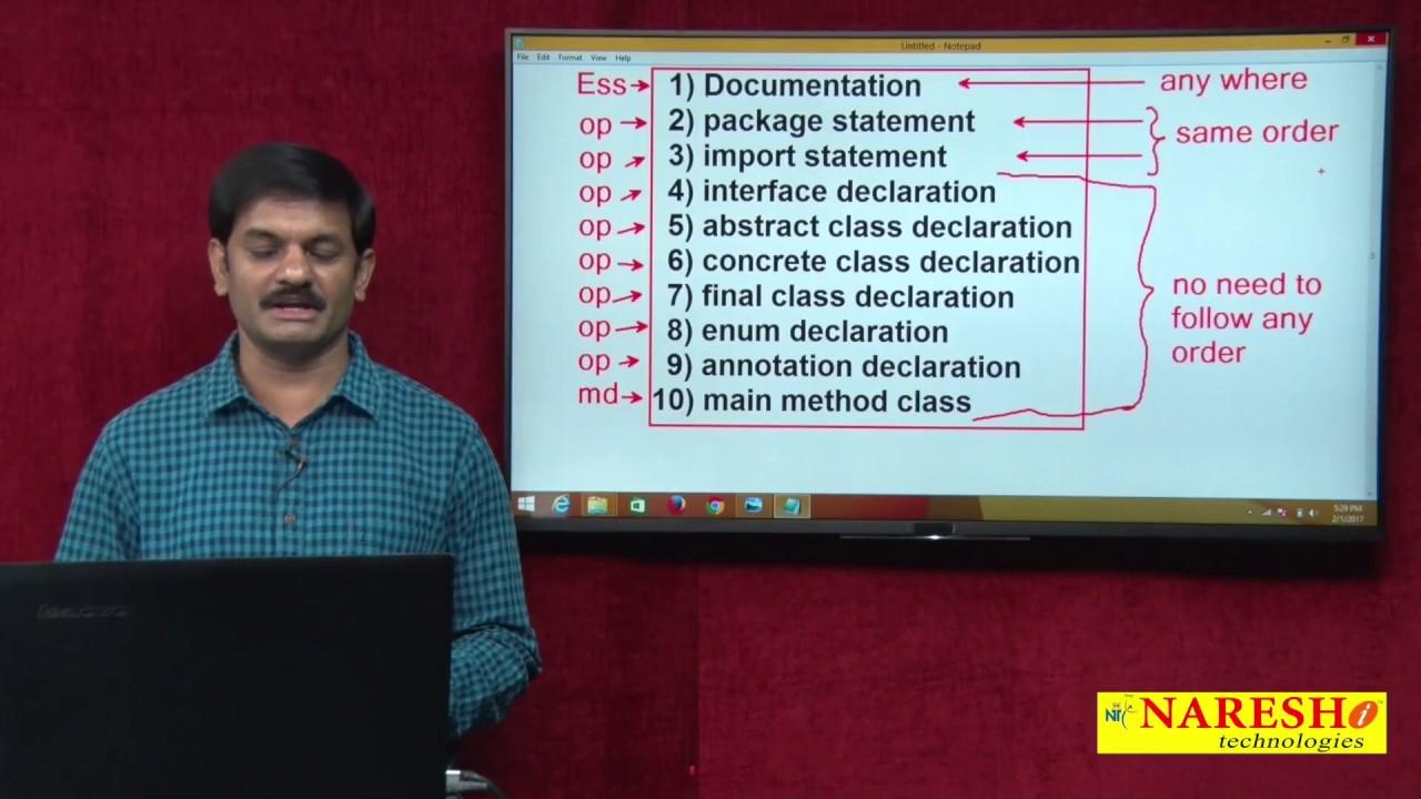 java source file interview questions part core java tutorial java source file interview questions part 1 core java tutorial mr hari krishna