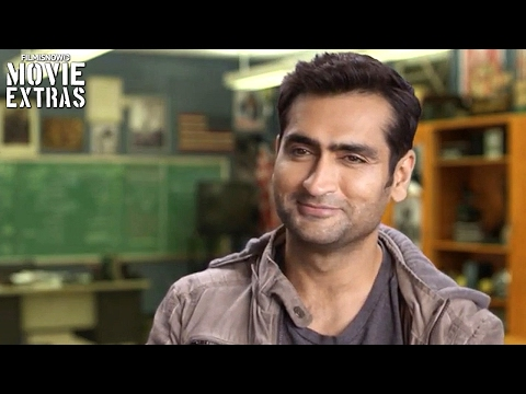 Fist Fight | On-set visit with Kumail Nanjiani 'Mehar'