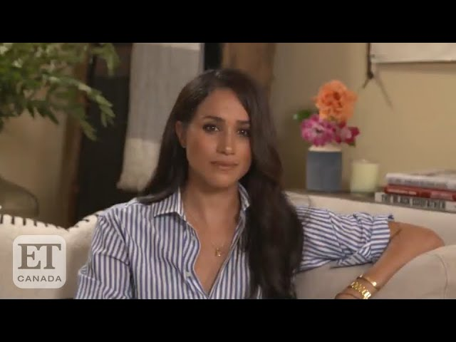 Meghan Markle Claps Back At Her Critics