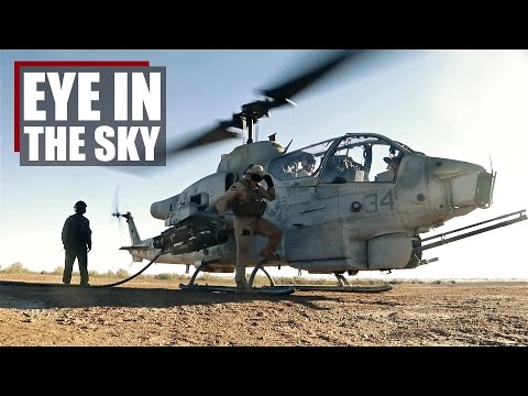 Free As a Bird | Marines refuel for flight operations