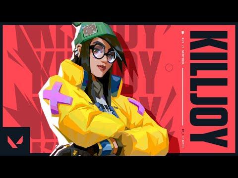 Introducing Killjoy // New Agent Reveal Trailer - VALORANT