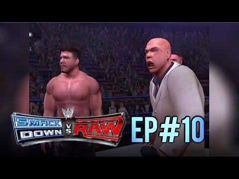 WWE Smackdown! vs RAW: Season Mode  EP.10  Triple Threat Situation