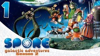 Spore Galactic Adventures Let