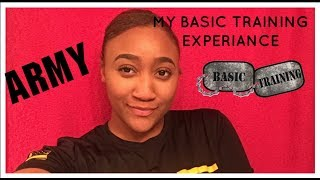 My Basic Training Experience|| FORT JACKSON