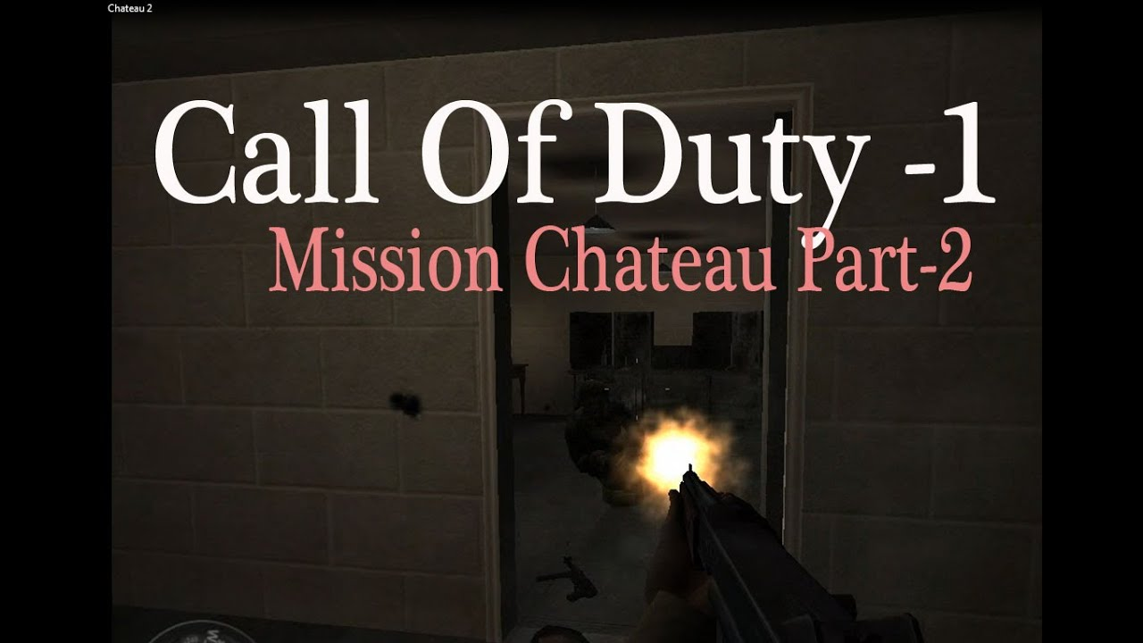 Trouble at the chateau part three