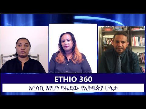 A growing concern of Ethiopia's situation - Ethio 360 Media