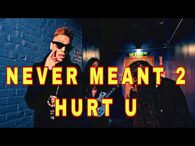 Never Meant To Hurt You ft Joe Jordan