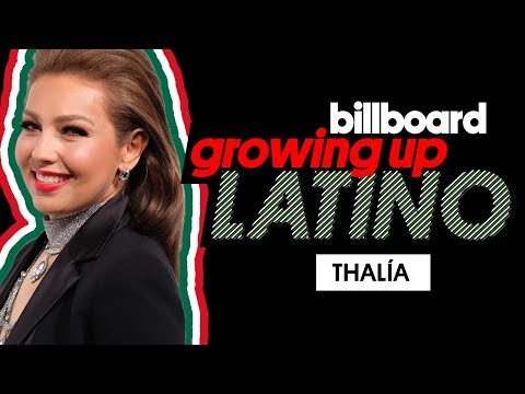 Thalía Explains What Fuels Her Mexican Pride | Growing Up Latino