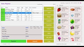 Rest pos - restaurant point of sale wpf application c#, , xaml based desktop application. on-screen touch keyboard. download full code mysql and sqlite v...