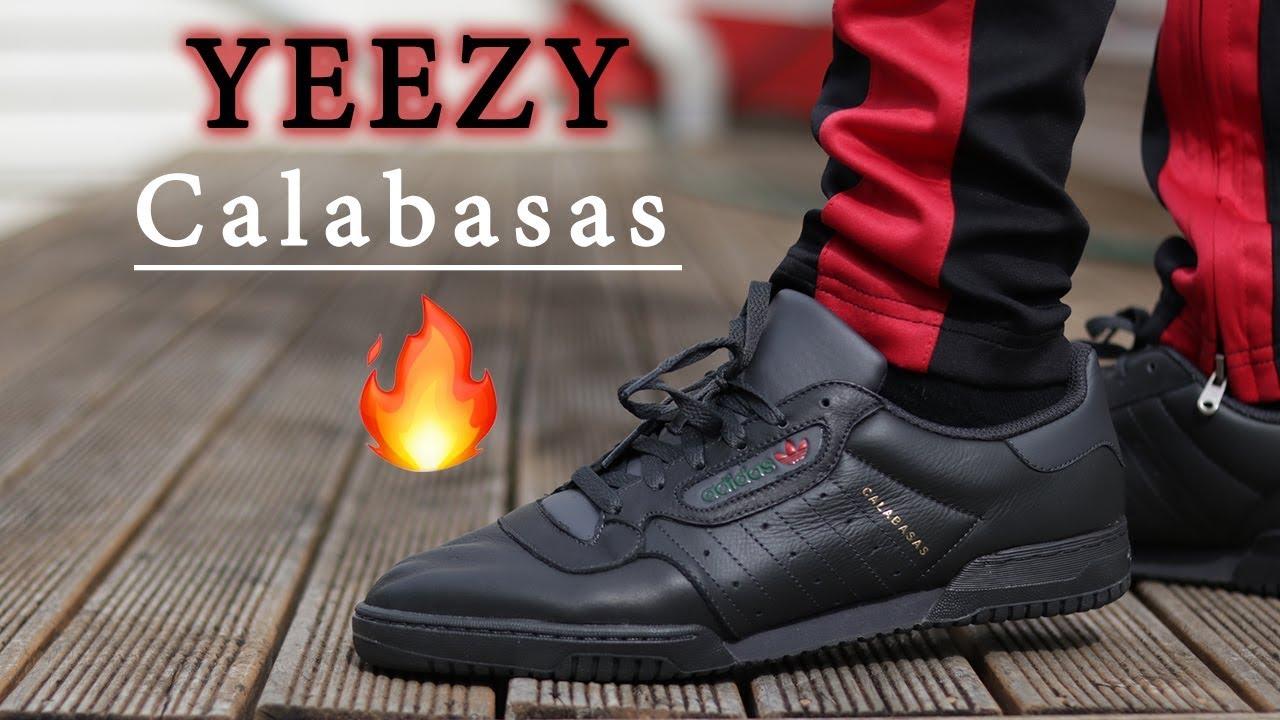 634f71978 Yeezy x Adidas Powerphase  Calabasas  Core Black