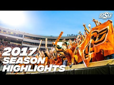 Cowboy Football: 2017 Season Highlights