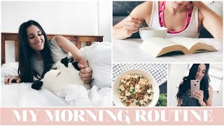 MORNING ROUTINE OF A SUCCESSFUL GIRLBOSS