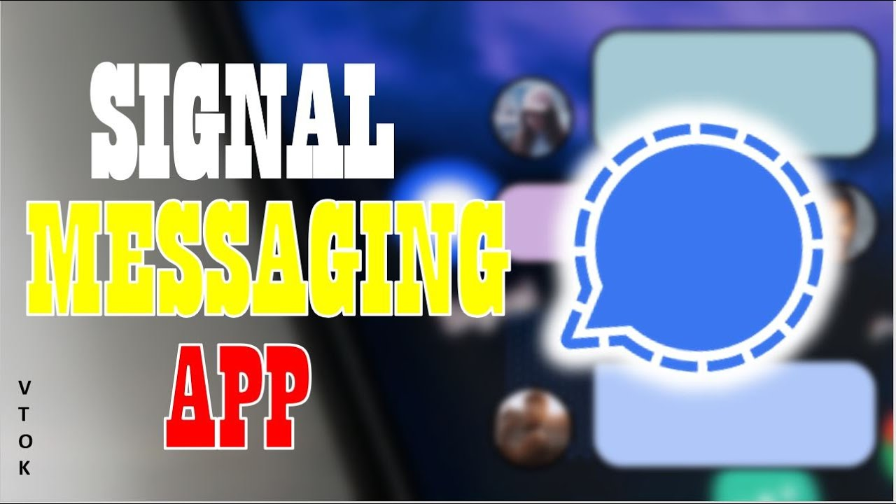 How to use Signal messaging App ...