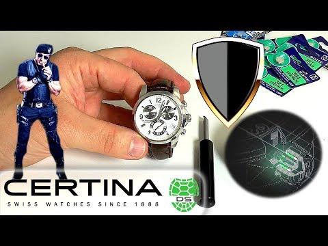 CERTINA DS PODIUM – Double Security