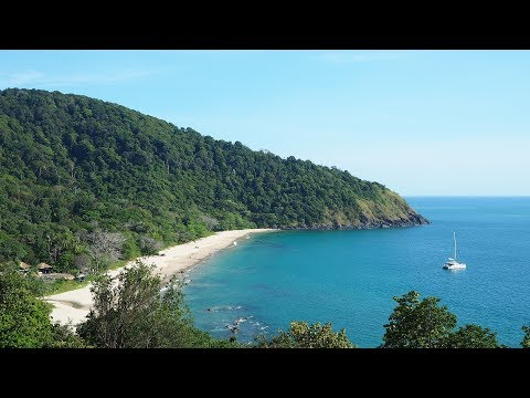 Best of Koh Lanta, South Thailand: top sights