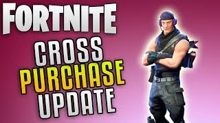 """Fortnite Save The World Xbox Cross Purchase Returns """"Fortnite Save the World Update"""" Fortnite News"""