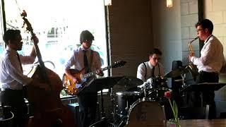 The Wardencliff Jazz Quartet - Straight No Chaser