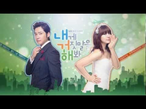 1. Shameless Lie  뻔뻔한 거짓말  (GaYoon 4Minutes & Jadu)