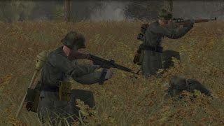 Combat Mission Final Blitzkrieg: Multiplayer Cutline to Grosshau 18/11/16