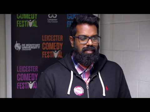 Romesh Ranganathan The Minister for Breakfast - Comedy Cabinet